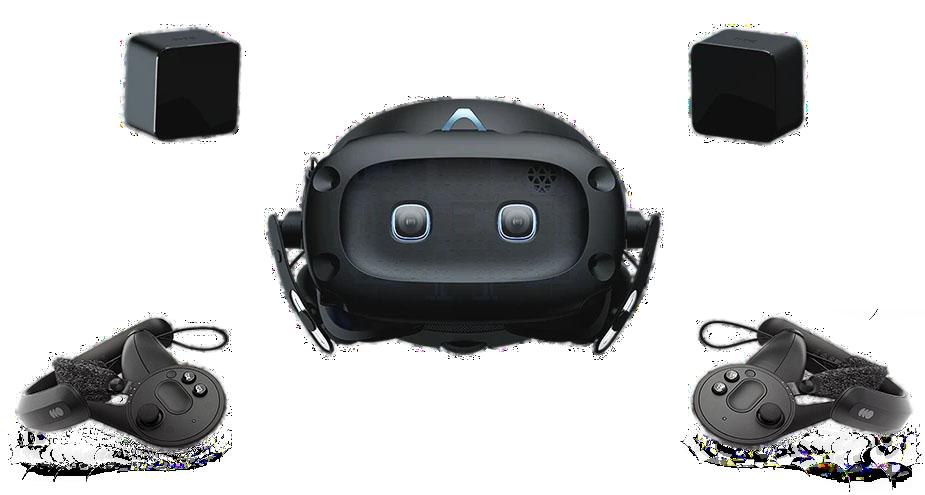 Vive Cosmos Elite + Контроллеры Valve Index