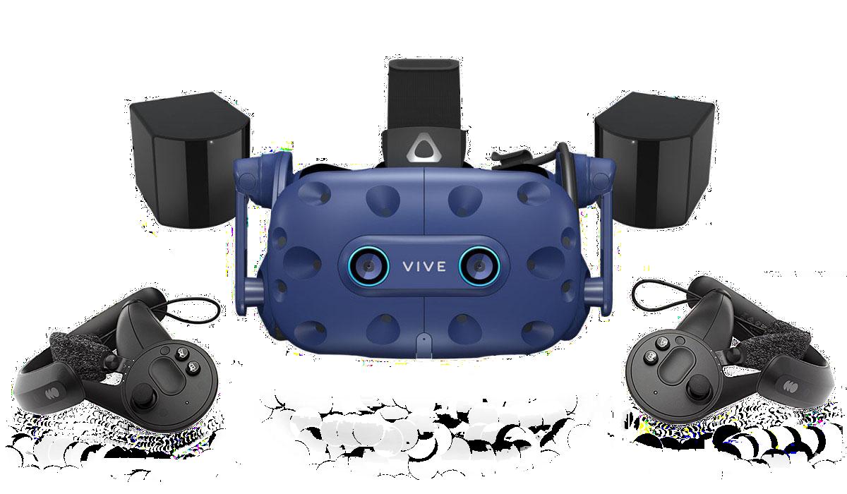 Vive Eye + Контроллеры Valve Index
