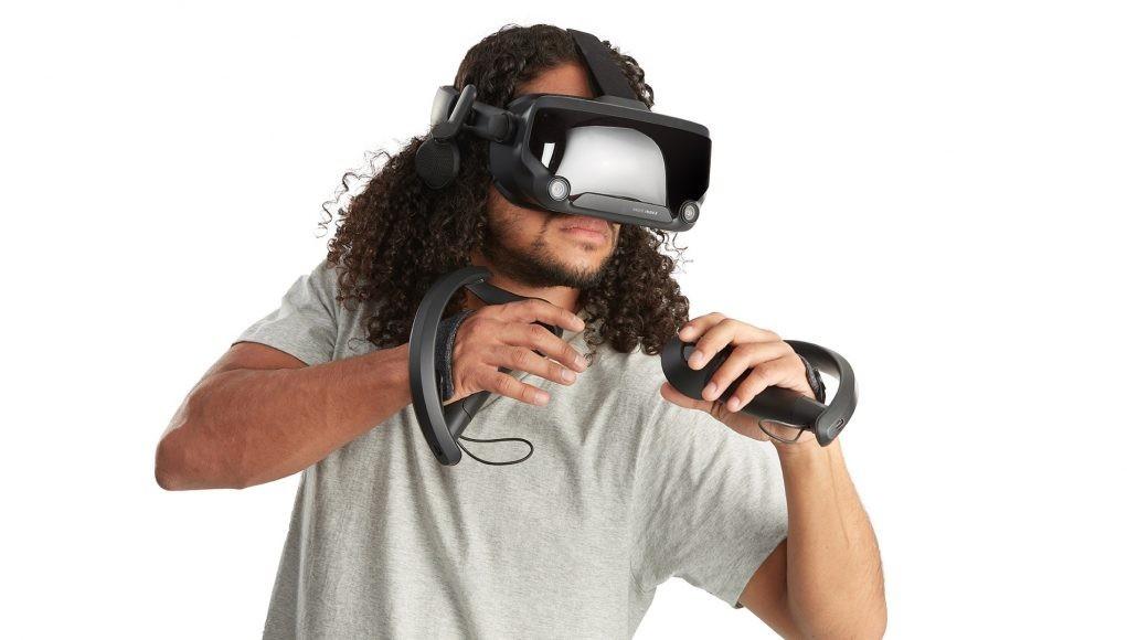 Очки виртуальной реальности Valve Index Headset