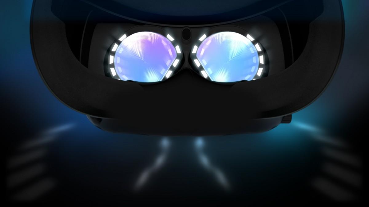 Очки виртуальной реальности HTC Vive Pro Eye