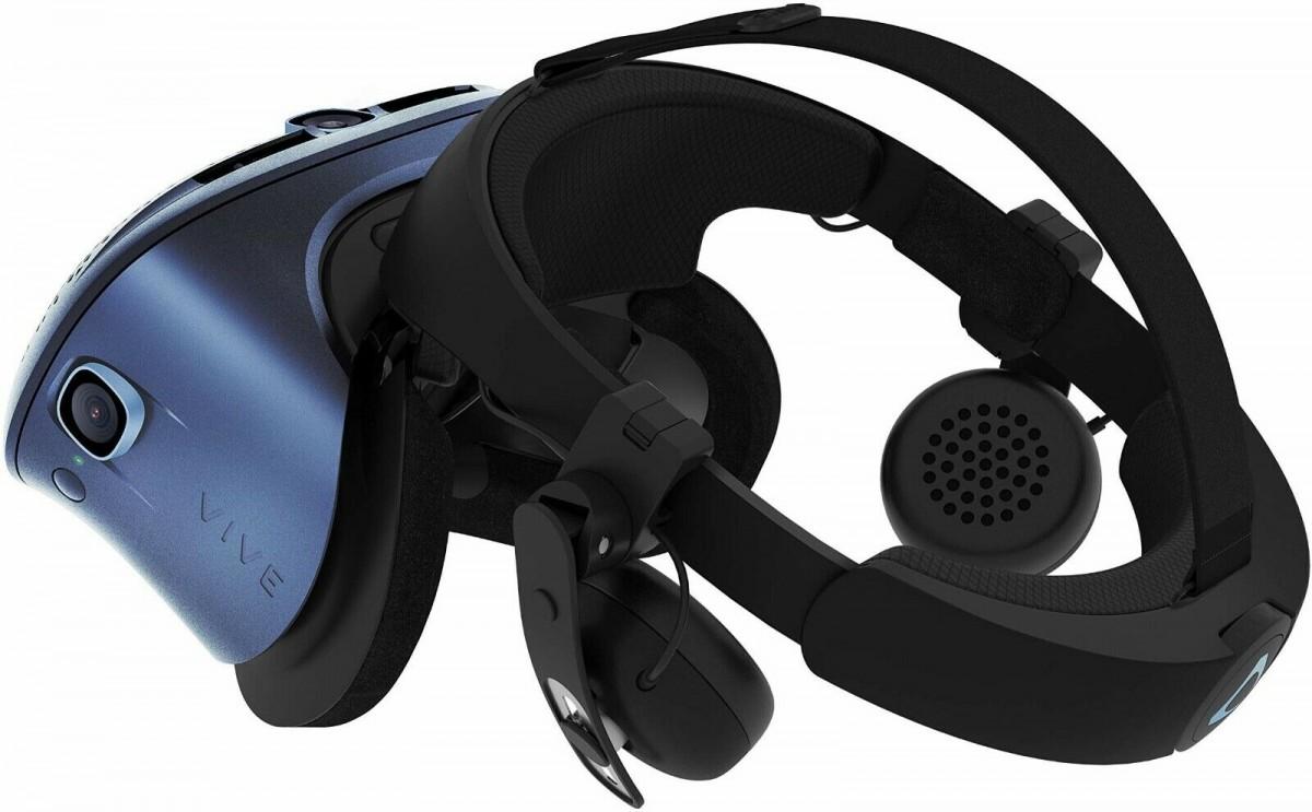Очки виртуальной реальности HTC Vive Cosmos
