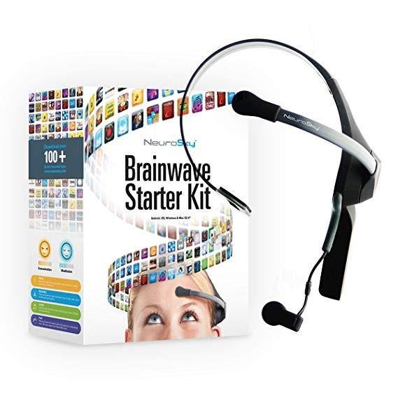 Нейрогарнитура NeuroSky MindWave Mobile 2