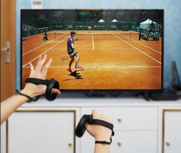 Крепления для Oculus Touch (эффект кастетов)