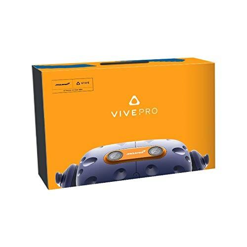Очки виртуальной реальности HTC Vive Pro Mclaren Limited Edition