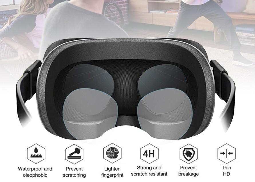 Защитная пленка для линз Oculus Quest (1,2) | Oculus Rift S | Oculus Go (4шт.)