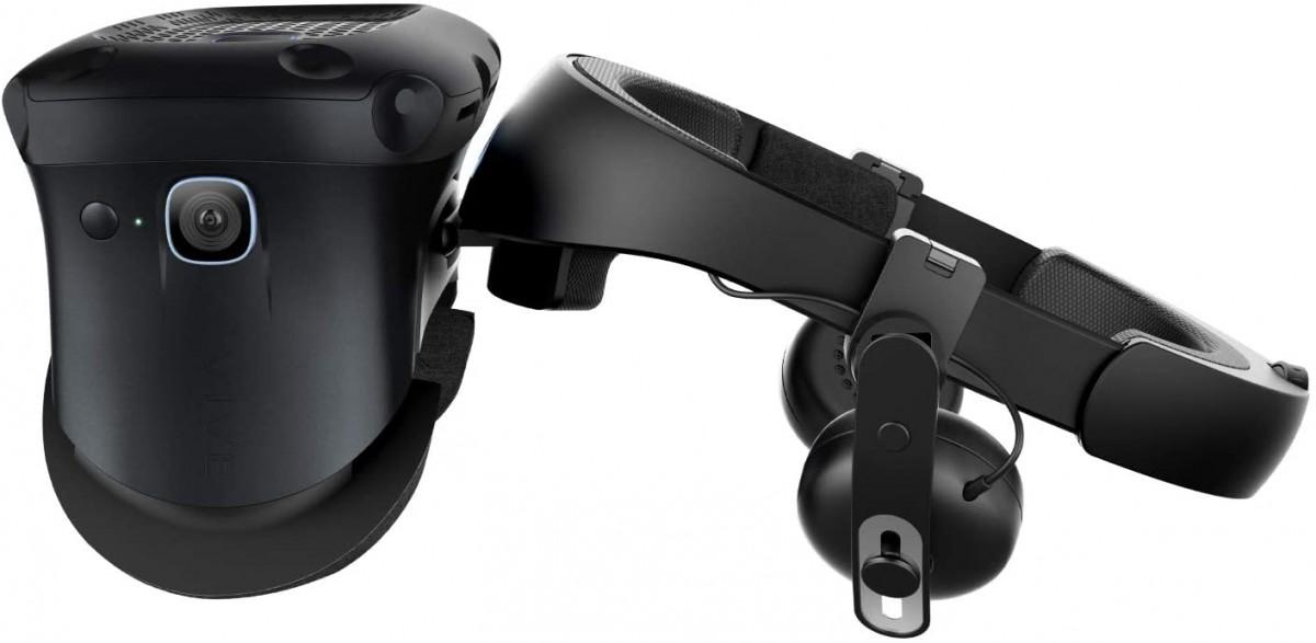 Очки виртуальной реальности HTC Vive Cosmos Elite Headset