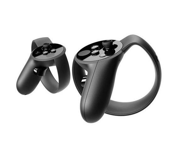 Контроллеры Oculus Touch