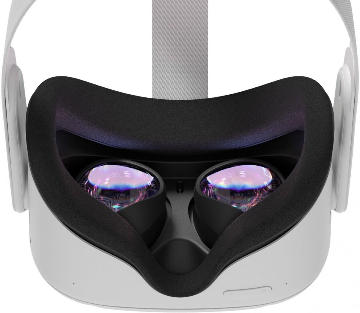 Комплект накладок для Oculus Quest 2