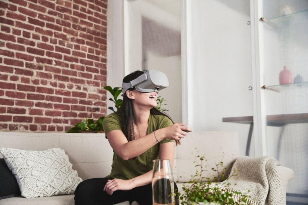 Oculus Go VR 64Gb шлем виртуальной реальности
