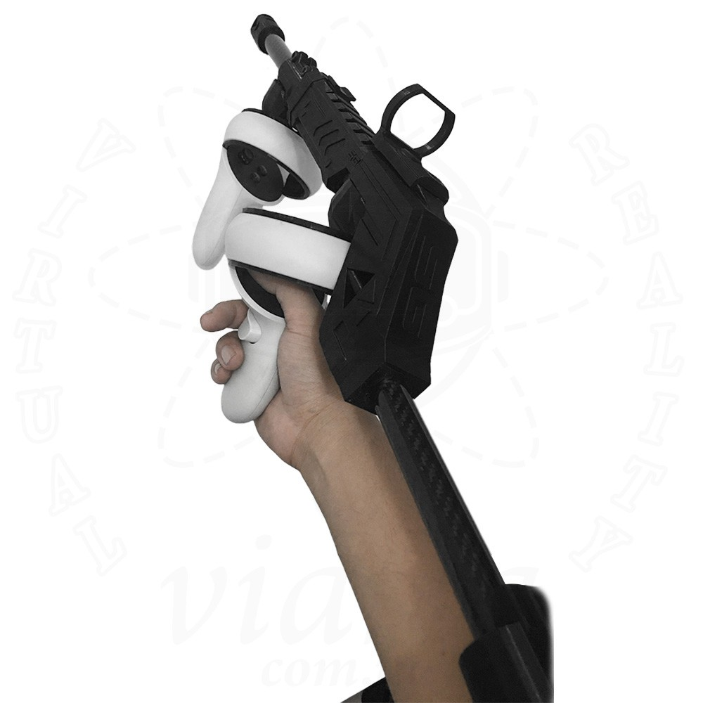Оружие с магнитными креплениями для Oculus Quest 2