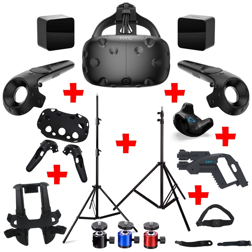 Комплект HTC Vive GAMER PACK