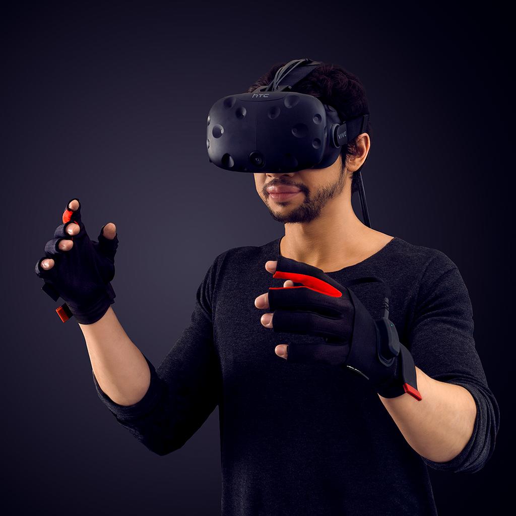 Перчатки Manus VR