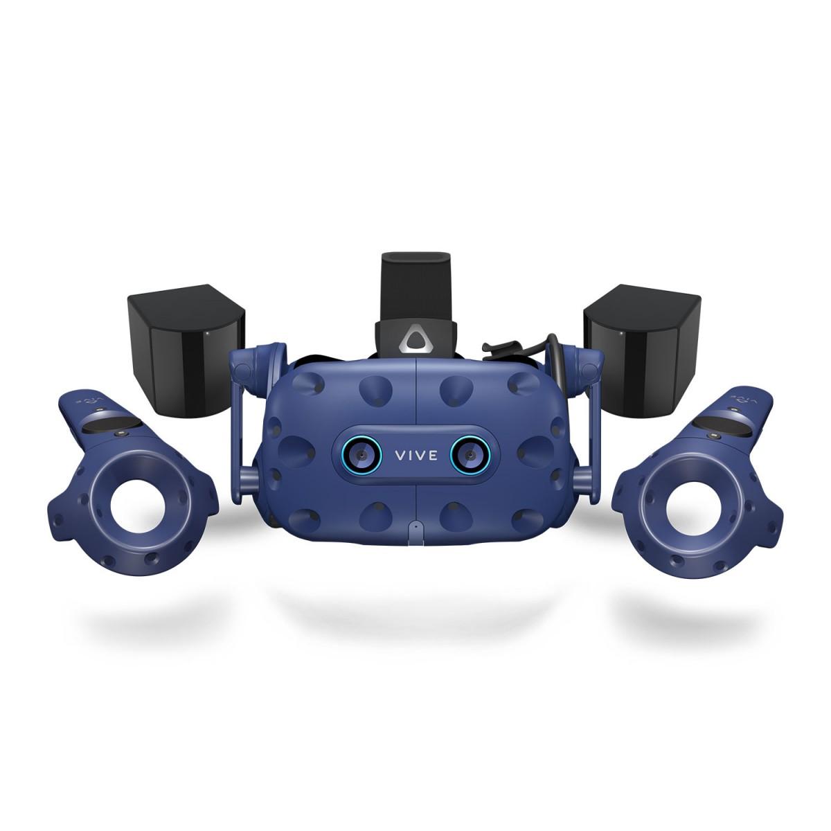 htc vive pro eye full kit купить