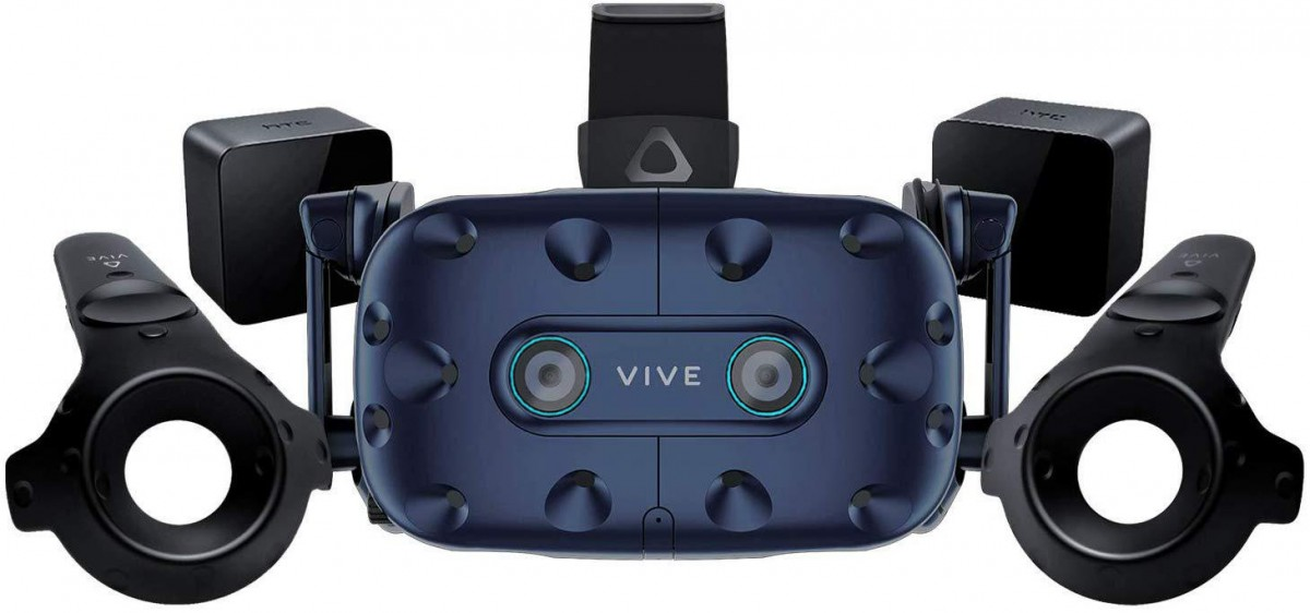 htc vive pro eye starter kit купить